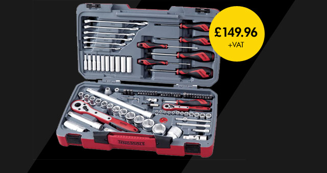 Teng Tools 95 piece socket and tool set