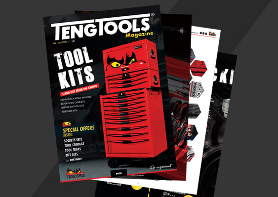 Teng Tools Magazine Feb-Apr