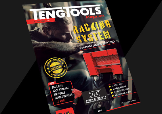 Teng Tools Feb-May 2020 Magazine