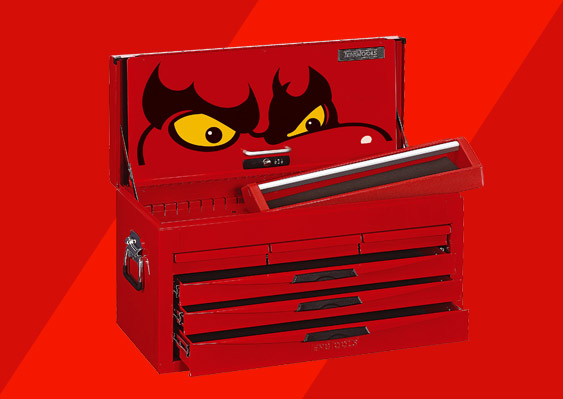 Teng Tools - 6 Drawer 8 Series Top Box